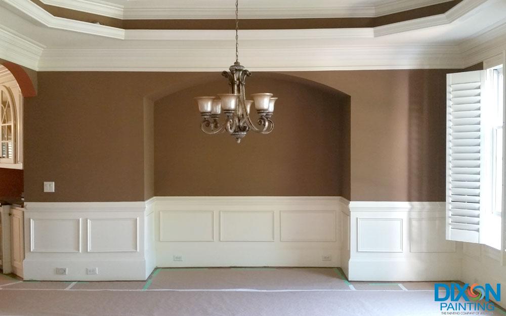 Merveilleux Painted Interior